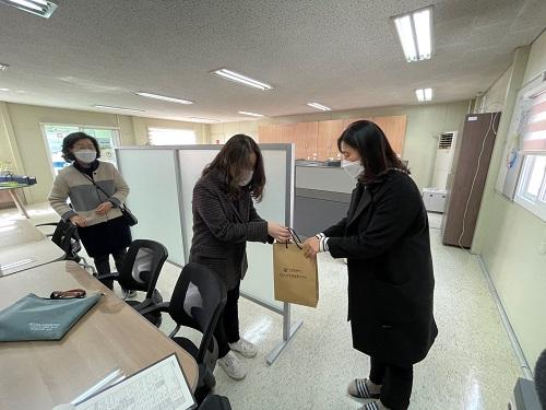 경기복지재단 북부센터 3월 사회공헌활동