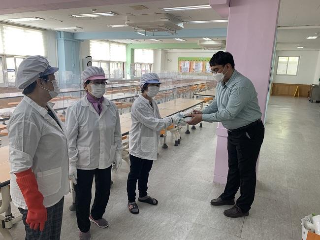 경기복지재단 북부센터 4월 사회공헌활동