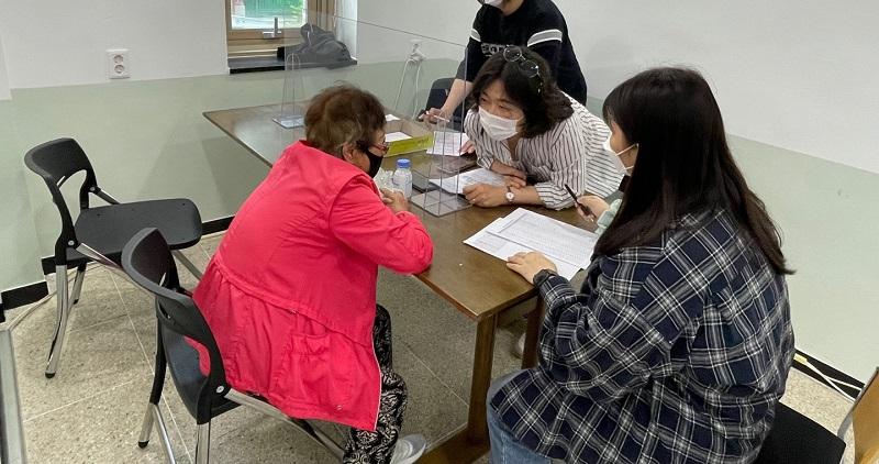 경기복지재단 북부센터 6월 사회공헌활동